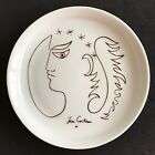 Jean Cocteau Signed Plate Promo Ceram Editions DArt Made In France Orpheus 55
