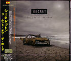 SECRET The End Of The Road + 1 JAPAN CD 91 Suite Spain Melodious Hard Rock !