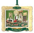 The 2019 White House Holidays Ornament The Green Room Made in America NEW