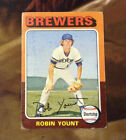 Top 10 Robin Yount Baseball Cards 27