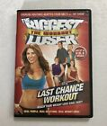 Biggest Loser The Workout Last Chance Workout DVD 2009 Complete w inserts