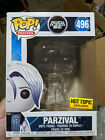Funko Pop! Hot Topic Exclusive Parzival (Crystal) #496 Ready Player One