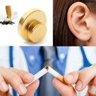2pc Auricular Quit Smoking Magnet Acupressure Patch Therapy Magnet Bare Magnet