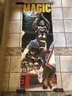 Rare 1990 Costacos Magic Johnson Lakers Door Poster