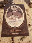 2019 TOPPS ALLEN & GINTER JEFF BAGWELL CABINET BOX TOPPER LOADER AUTO 10 15 SSP