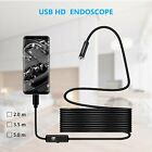 5.5mm Android Endoscope 6 Led Snake Borescope Micro Usb Inspection Camera