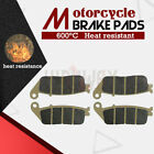 New Front Brake Pads for KYMCO Downtown Xciting 250 i Super Dink 125i 300i 500