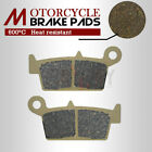 Rear Brake Pads for HONDA XR250RT RV RW RX RY Y XR300 NX4 Falcon XR650L XR650RY