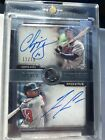 2019 Topps Museum Collection Archival Auto Chipper Jones Ronald Acuna #11 15