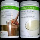 NEW Herbalife Formula 1 Healthy Meal Shake and Protein Drink Mix (All Flavors)
