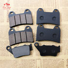 Front+Rear Brake Pads Fit For KTM 1999-2006 640 Duke/II LC4 Supermoto 660 SM 690