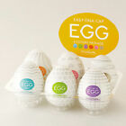 6 Assorted TENGA EGG Variety Pack with Lube Realist Stimulation  USA