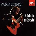 CD-A Tribute To Segovia, Nov-1991, EMI Classics An All Spanish Celebration