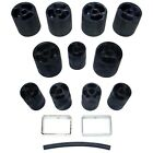 Performance Accessories PA933 Body Lift Kit Fits 87 95 Wrangler