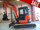 Kubota U48 4 Excavator View The Video