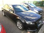 LARGER PHOTOS: 2009 AUDI A4 TDI SE 2.0 TURBO DIESEL SPARES OR REPAIR NON RUNNER NEW SHAPE