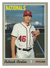 2019 Topps Heritage High Number Baseball Variations Guide 207