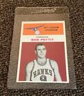 Bob Pettit Rookie Cards Guide and Checklist 12