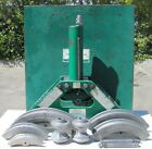 Greenlee 880 Hydraulic IPS Conduit One Shot Pipe Bender 3 4 to 2
