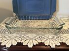 """ x 11"" 2 Qt. rectangular oven glass Casserole with Lid"