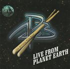 ARTIMUS PYLE BAND Live From Planet Earth CD 2000 Lynyrd Skynyrd Drummer OOP