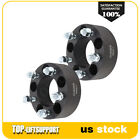 2x 2'' 5x4.5 to 5x4.5 wheel spacers 1/2*20 studs For 87-2006 Jeep Wrangler 02