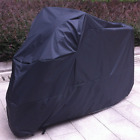 XXL Motorcycle Rain Cover Protector Unviersal Rain Sun Dust Proof for Harley US