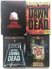 Dawn of the Dead Ultimate Edition 4 DVD Box Set George Romero Out Of Print