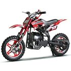 49CC 50CC Dirt Pit Mini Pocket Bike 4 Stroke High Performance Off Road