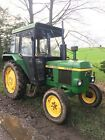 John Deere 1030 Series Vintage Classic Tractor Project Rare Collectible