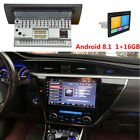 101 Android 81 1 Din 16G Car Stereo Radio HD Touch Screen GPS Wifi BT DAB