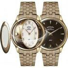 Rotary Revelation Ladies 'Watch Analogue Quartz Stainless Steel Coated LB02974/2