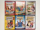 6 The Biggest Loser workout DVD lot yoga power boot camp last chance at home