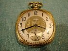 Another Nice Just Serviced 1925 Elgin 15 Jewel 12s Model 315 Gold Pocket Watch