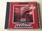 ZZ TOP DEGUELLO VERY RARE WEST GERMANY TARGET CD NO BARCODE SMOOTH JEWEL CASE