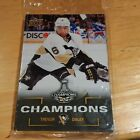 2016 Upper Deck Pittsburgh Penguins Sealed Stanley Cup Champions set