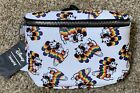 Loungefly Disney Classic Mickey Mouse Rainbow Fanny Pack Hip Pack