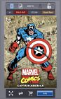 Topps Marvel Collect Digital Card Classic Box Color Captain America AWARD ONLY