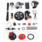 24V 36V 48V Electric Bicycle Mid drive Motor kit Road Bike Conversion Kit
