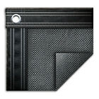 16 x 36 Rectangle In Ground Swimming Pool Mesh Winter Cover 10 Year Gray