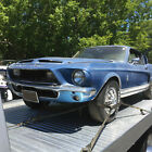 1968 Ford Mustang Shelby Cobra GT500 Fastback 1968 Ford Mustang Shelby Cobra GT500 Fastback
