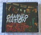 DAMNED NATION - Just What The Doctor Ordered (CD 1994 UFO Records, Made in Japan
