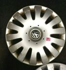 05-10 Oem Vw Jetta Rabbit Golf Passat 16 14-spoke Hubcap Wheel Cover 1k0601147g