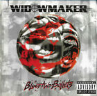 WIDOWMAKER, BLOOD AND BULLETS 1992 CD ESQUIRE RECORDS EXELLENT CONDITION