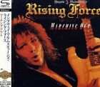 YNGWIE MALMSTEEN MARCHING OUT SHM CD - JAPAN RMST 2012 - Jeff Scot Soto on Vox