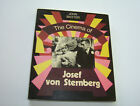 THE CINEMA OF JOSEF VON STERNBERG 1971 JOHN BAXTER PHOTOS COLLECTOR COPY