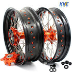 CUSH DRIVE 3.5/4.5*17 SUPERMOTO WHEEL FIT FOR KTM 690 ENDURO R KTM690 SMC 08-11
