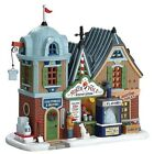 New LEMAX North Pole Snowcones Christmas Village Building Sears Exclusive