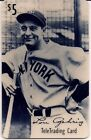 Lou Gehrig Cards, Rookie Cards, and Memorabilia Guide 15