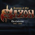 Saxon - Baptism Of Fire: The Collection 1991-2009 [CD]